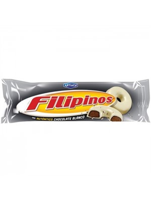 filipinos chocolate branco 135g